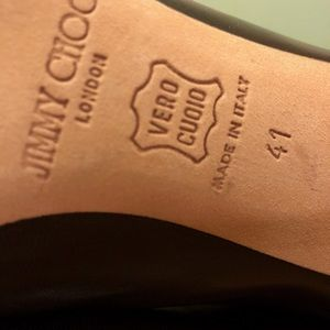 Brown Jimmy Choo Boots